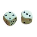 Игральные кубики (зарики) из кости
