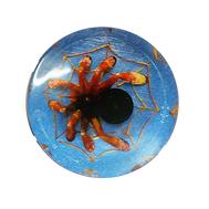 Фишки для нард из оргстекла черные пауки на паутине купить в интернет-магазине Нардлайн