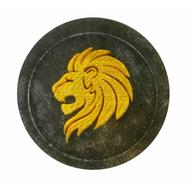 """Фишки для нард из оргстекла """"Король лев"""""""