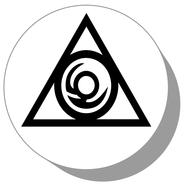 Фишки для нард из оргстекла Символ #5